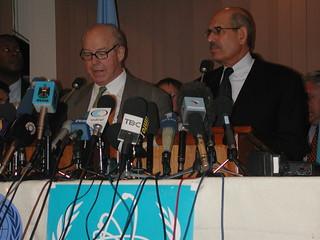 Hans Blix & Mohamed ElBaradei (03010075)