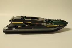 LEGO Marvel Super Heroes Iron Man: Extremis Sea Port Battle (76006)