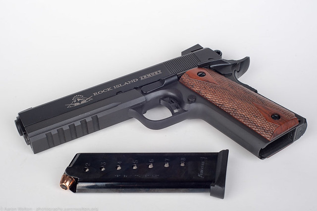 Rock Island 1911 Tactical