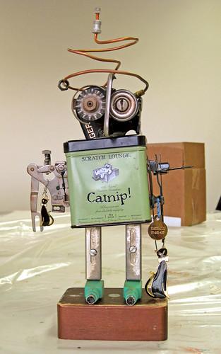 catnip robot