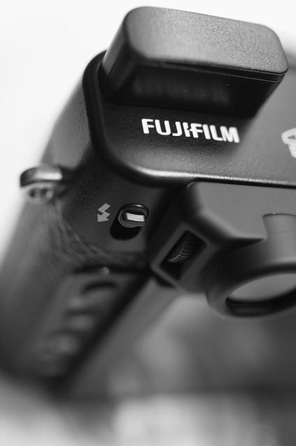 FUJIFILM X20 appearance 14