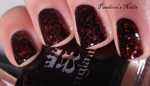 DP Vampires Coven 1 coat over AE Lancelot 1 coat 1