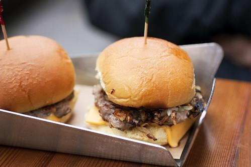burgers @ mark burger