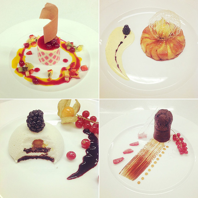 LCB Intermediate patisserie