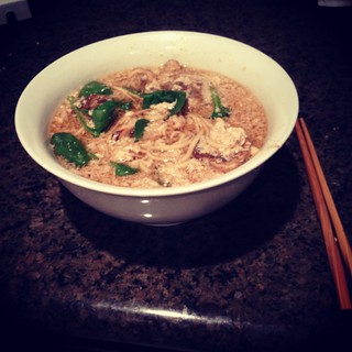 Foodie Friday: Ramen Chicken Noodle Soup