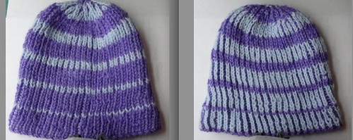 Twigg Stitch Hat