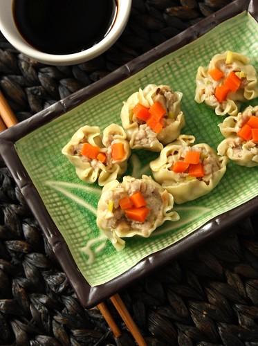 Siu Mai Open-Faced Dumplings Part 2