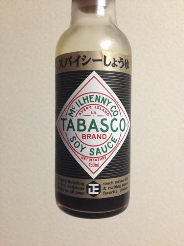 タバスコ醤油
