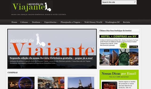 Blogs de Viagem - Planejamento New York