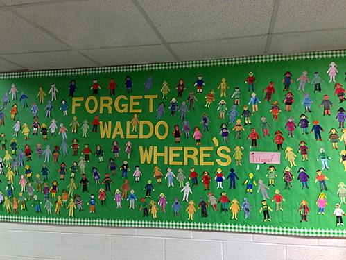Forget-Waldo-Where's