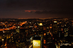 Johannesburg CBD View