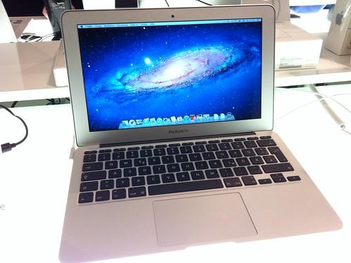Apple MacBook Air - 2012