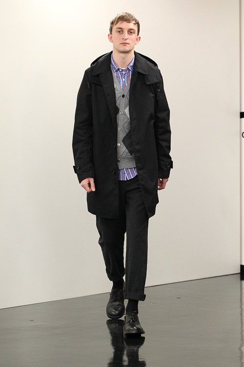 FW13 Tokyo COMME des GARCONS HOMME025_Marko Brozic(Fashionsnap)