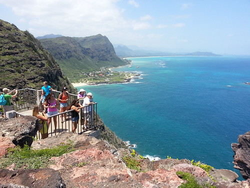Makapu'U Point Overlook by ** Gudenius **
