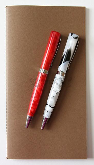 Perraz Gipsy Ballpoint Pens & Banditapple