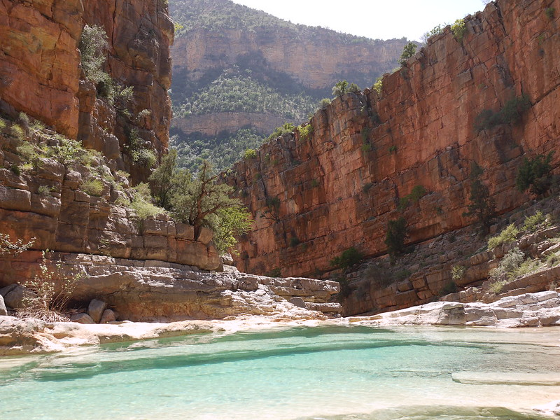 Paradise Valley, Morocco