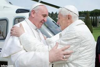 南周专访梵蒂冈枢机团副团长罗歇·埃切加雷枢机主教