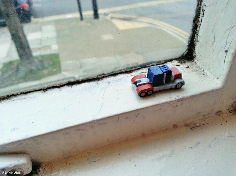 Bits and Pictures of My Room – A Mini Little Car.