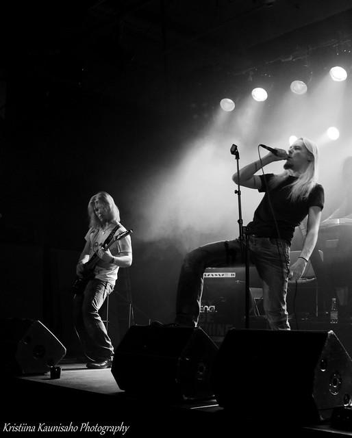 Asylum 8 @ Kulttuuriareena 44 (Kuopio) 5.4.2013