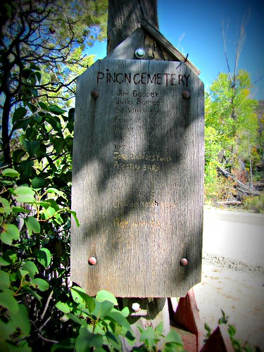 cemetery rural colorado remote pinon homemadesigns uncompahgreplateau