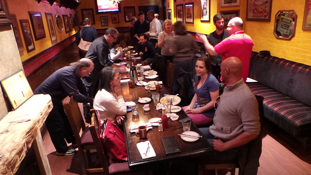 Boston Media Makers at The Lansdowne