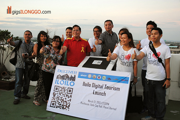 Smart, InnoPub launched Digital Tourism in Iloilo