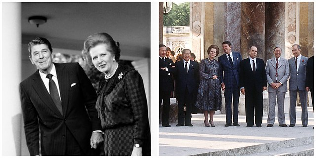 Margaret Thatcher and men