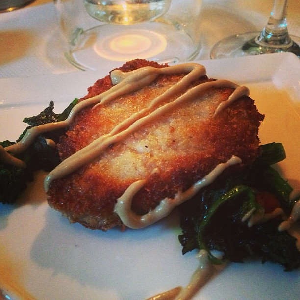 Veal scallopini Milanese | Flickr - Photo Sharing!
