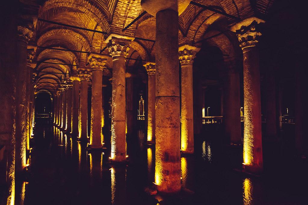 Istanbul | Basilica Cistern