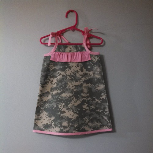 Custom ACU Sundress