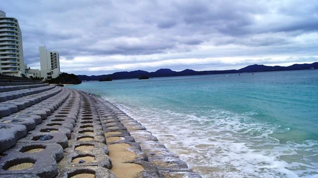 Beach-Okinawa-Island-Japan