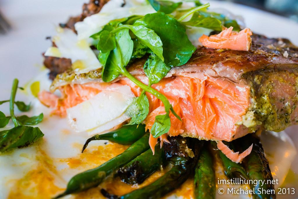 Cafe Sydney ocean trout