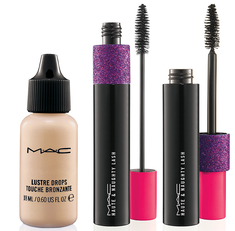 BAKING BEAUTIES Haute & Naughty Lash+ lustre drops