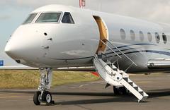 N543H. Gulfstream Aerospace G-V.