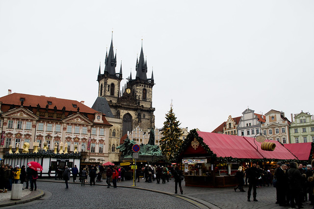 Old Town Square | Prague, Czech Republic