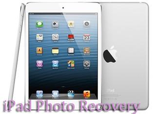 recover ipad photos