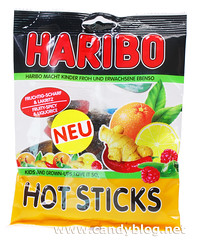 Haribo Hot Sticks