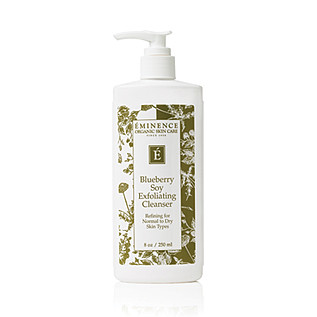 Eminence blueberry-soy-exfoliating-cleanser
