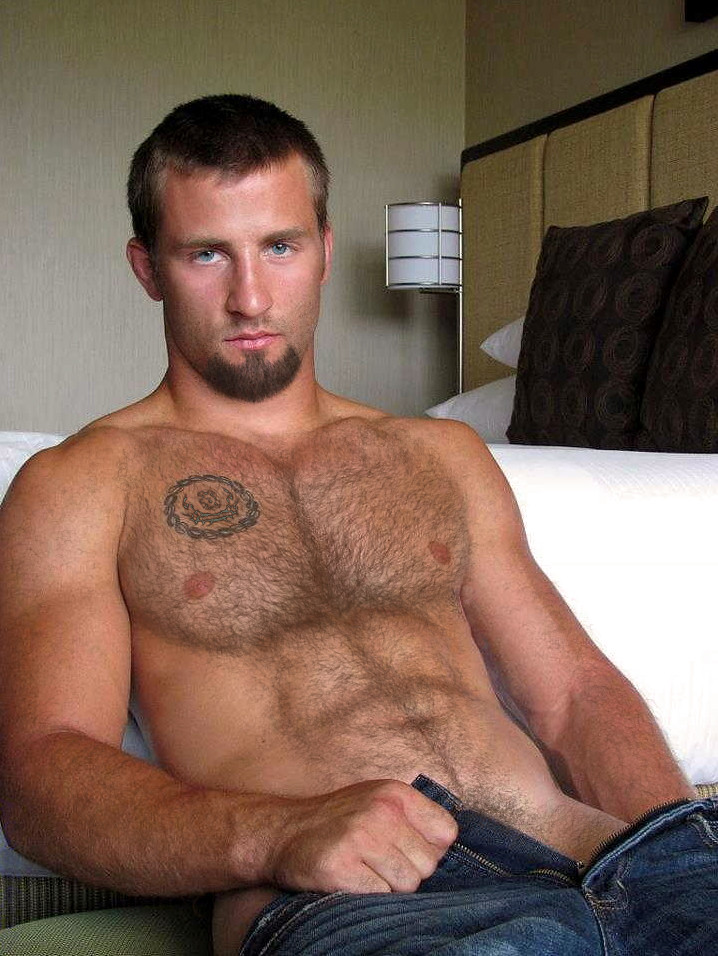 Hairy Men Massage