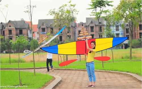 Người mẫu diều: Nguyễn Vân Anh
