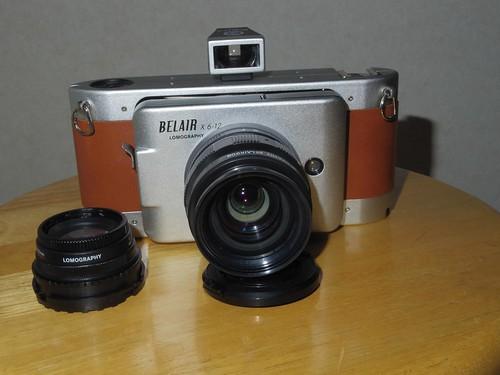 Belair X 6-12 with BELAIRGON 90mm