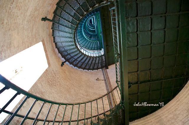 Stairs - Currituck Beach Lighthouse