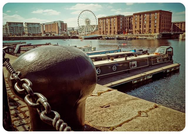 Albert Dock, Liverpool - Flickr CC bevgoodwin