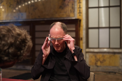 William Gibson, Google Glass