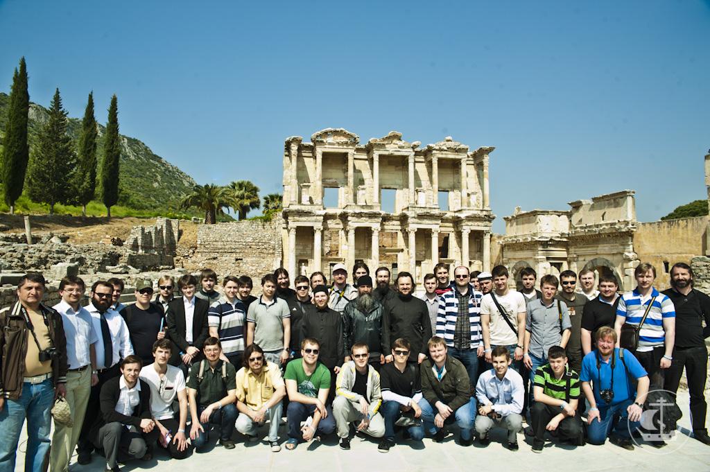 20-21 апреля 2013, В окрестностях древнего Ефеса