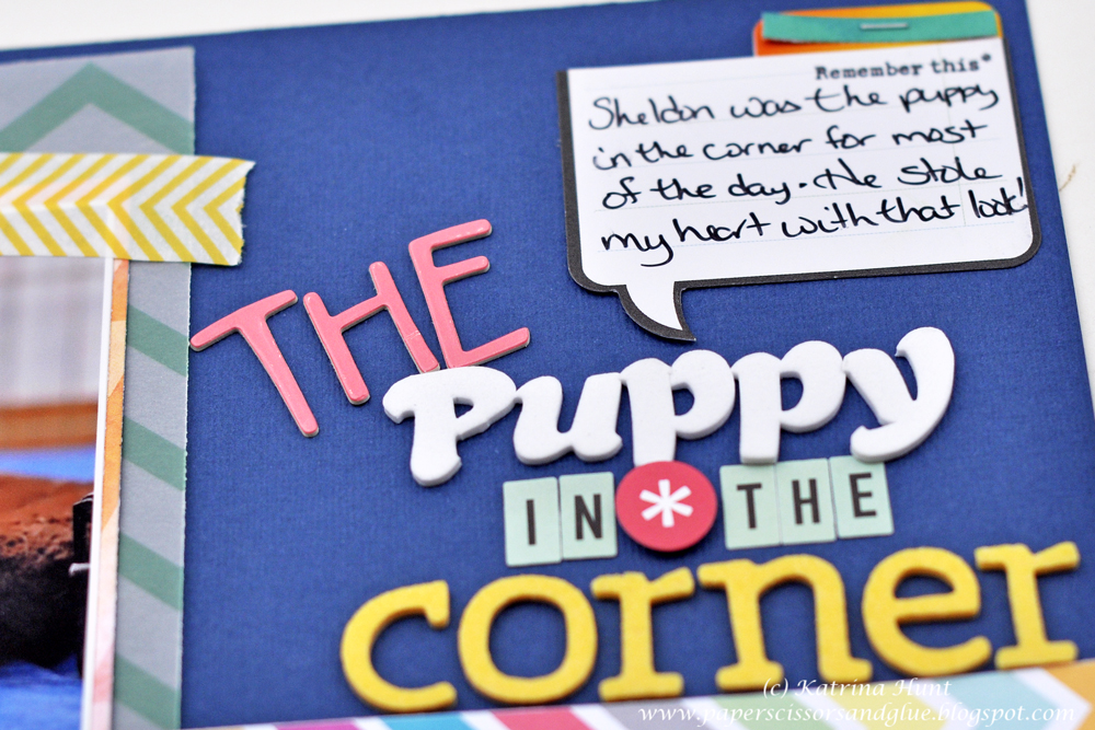 K_HuntThePuppyintheCornerTitle1000Signed