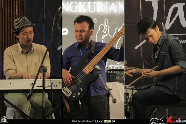 Bumi Sangkuriang Jazz Night 6 - New Equinox (2)