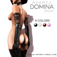 Avanti @ Fetish Fair 2016: Domina Gloves