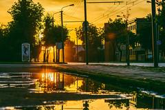 Sunset | Kaunas