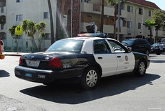 LAPD - Ford Crown Victoria (25)